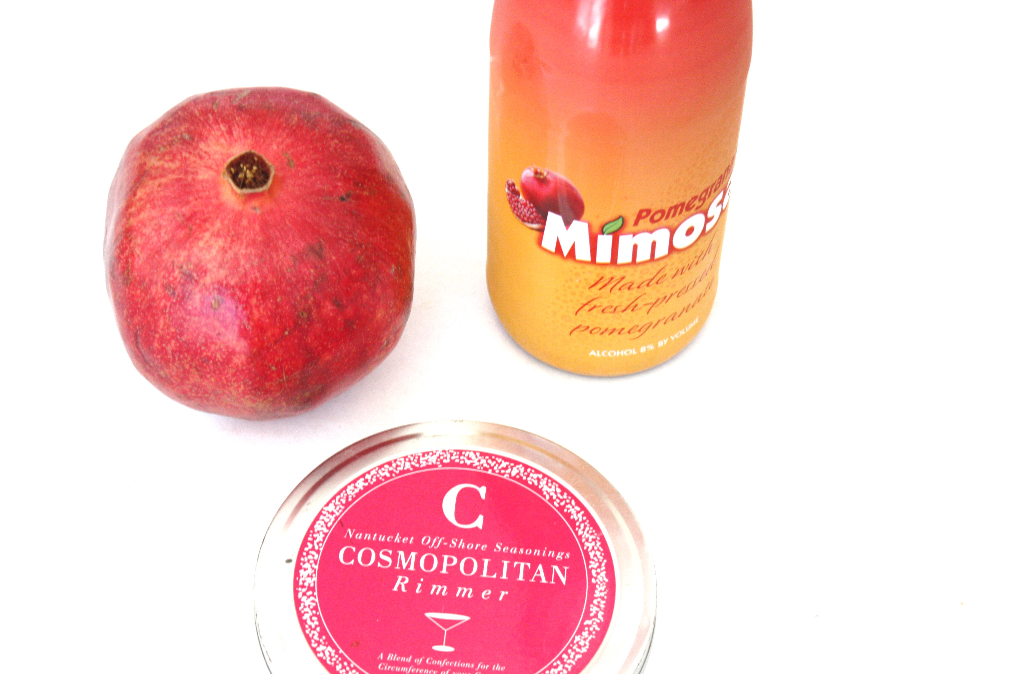 Pomegranate Mimosa Cocktail Recipe