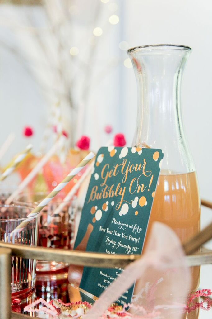 New Years Eve and Brunch Party Inspiration Sarah Sofia Productions