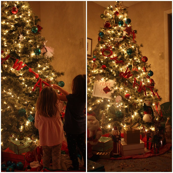 Christmas Decor Sarah Sofia Productions