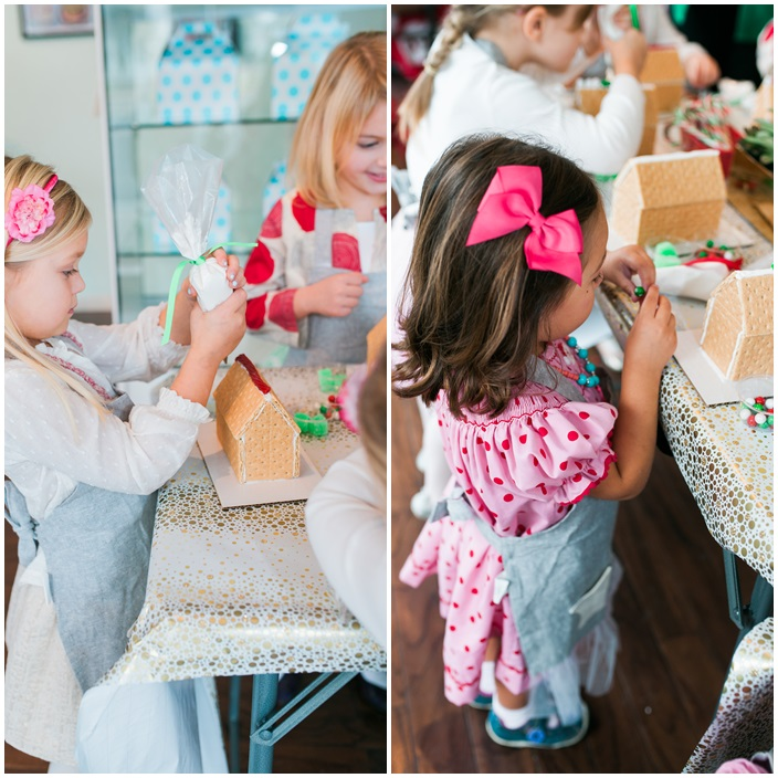 Gingerbread House Decorating Party Sarah Sofia Productions 15