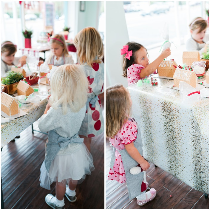 Gingerbread House Decorating Party Sarah Sofia Productions 16