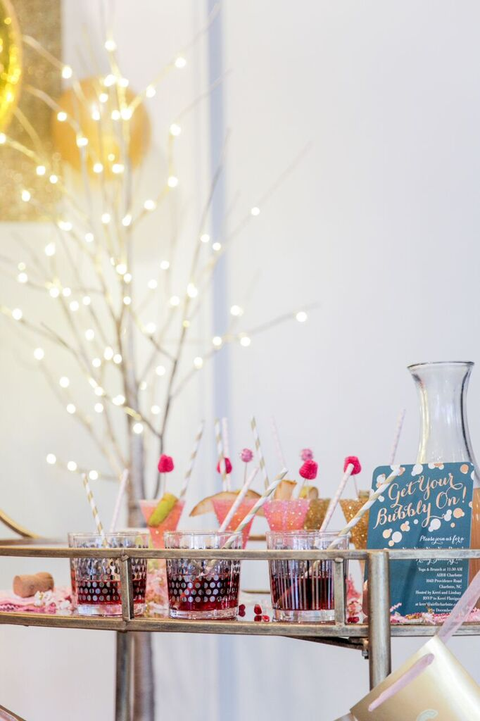 New Years Eve and New Years Day Brunch Party Inspiration Sarah Sofia Productions