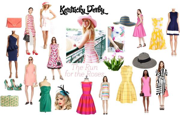 Derby Style Inspiration via Sarah Sofia Productions