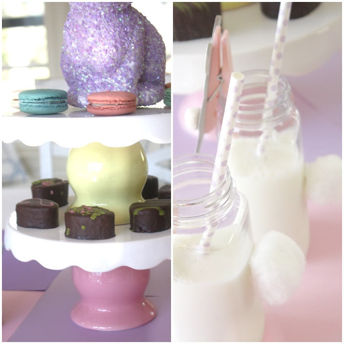 Easter Decor and Dessert Ideas for Kids Sarah Sofia Productions
