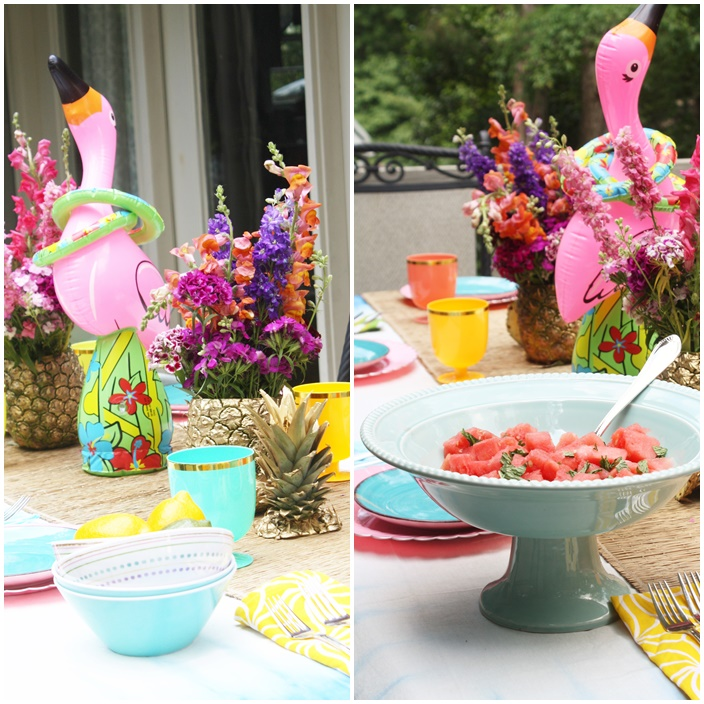Summer Scape and Party Inspiration via Sarah Sofia Productions