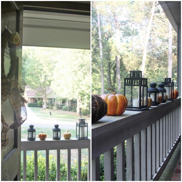 Fall Decor Inspiration via Sarah Sofia Productions