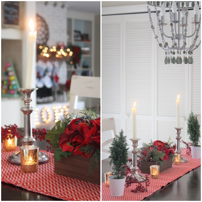 Christmas Home Tour via Sarah Sofia Productions
