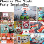 Train Birthday Party Inspiration