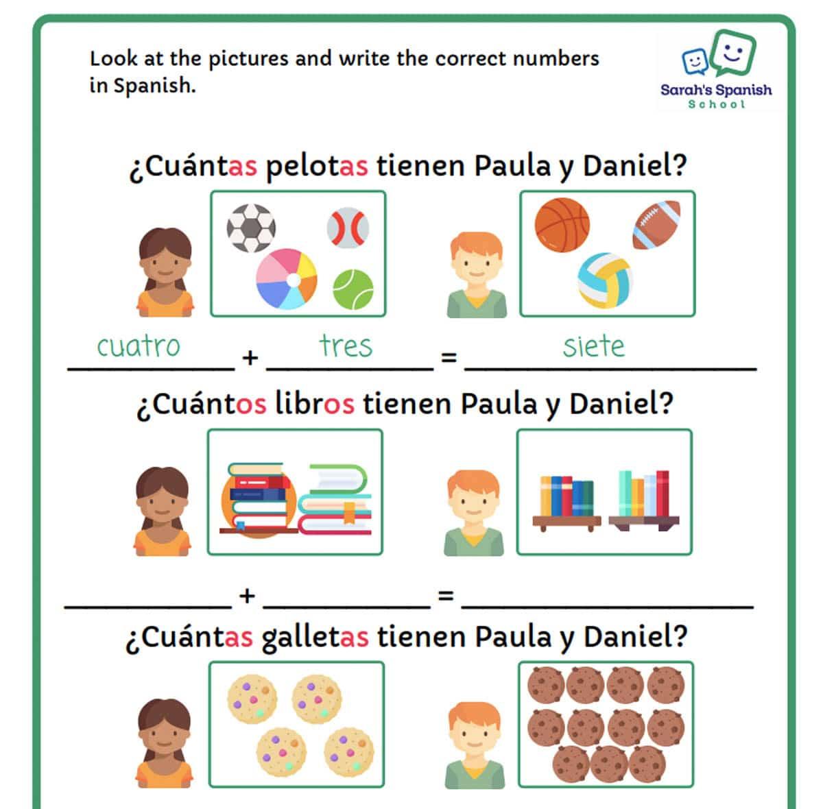 Elementary Spanish 1