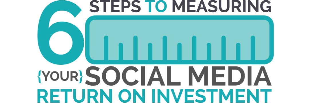 6 steps to measure you social media ROI