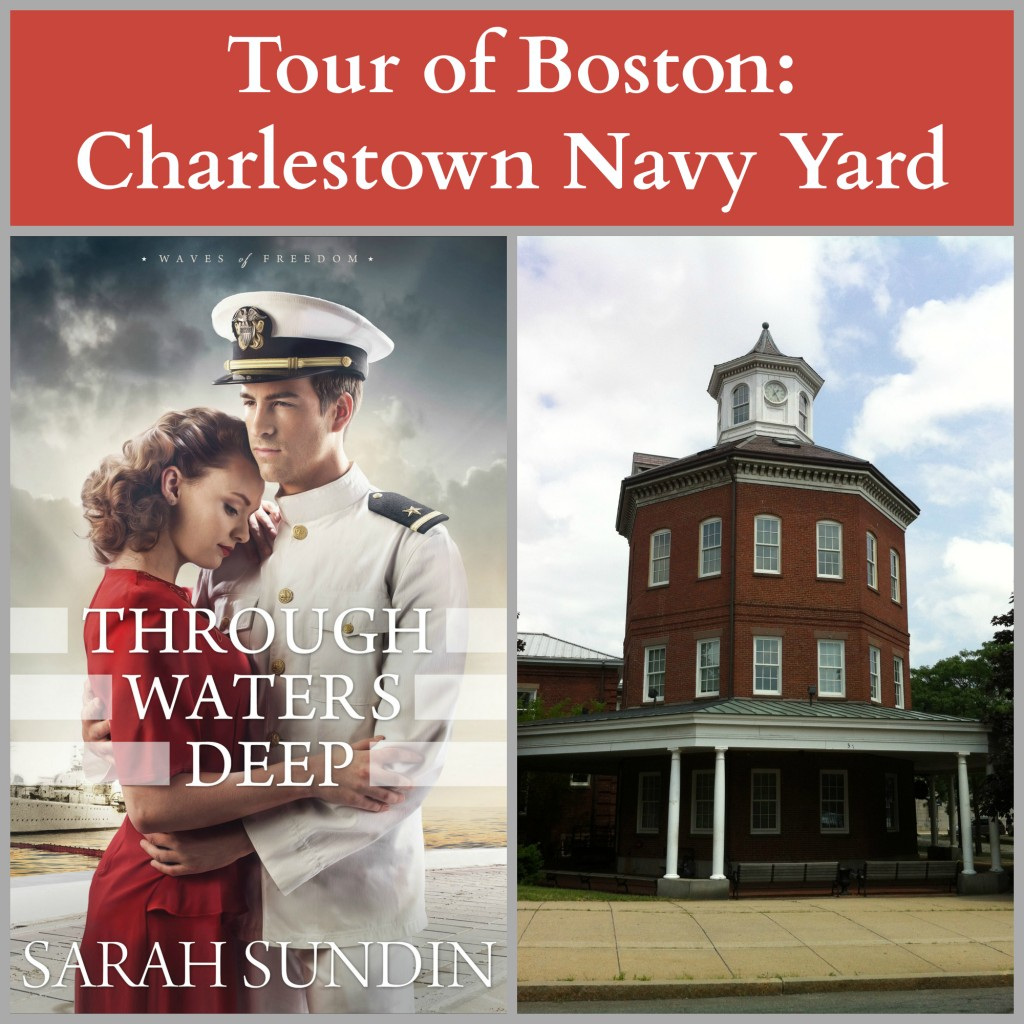book review of �through waters deep� by sarah sundin