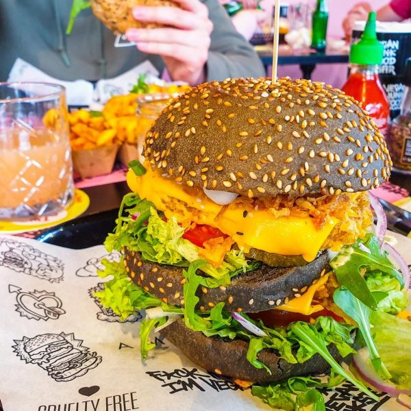 Best vegan restaurants and cafes in Amsterdam