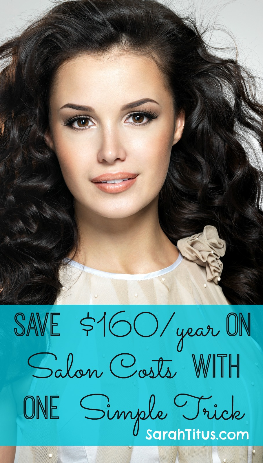 save money at the salon