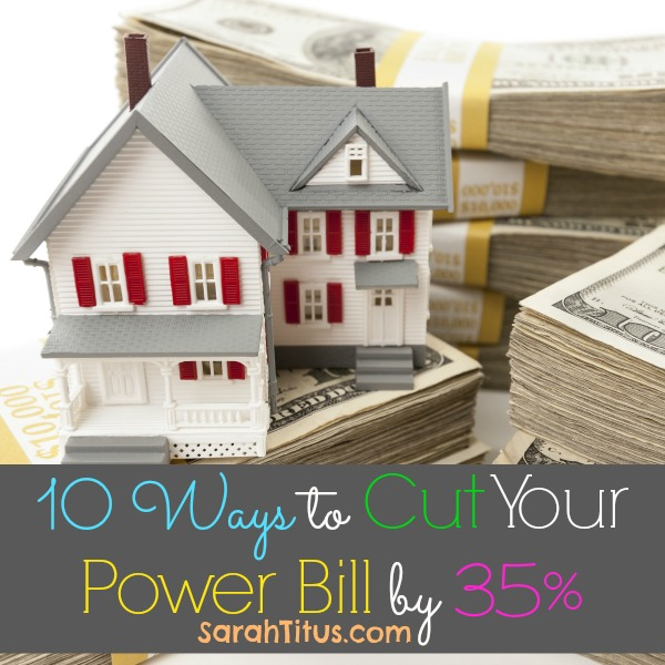 I searched high and low and did lots of research on my power company's website. I took a few classes on how to save energy and implemented all the tricks. Very simple things can save you a LOT of money. I've been able to cut my power bill approx. 35%. So, if your electricity bill is $150, you just earned yourself free cable for life!