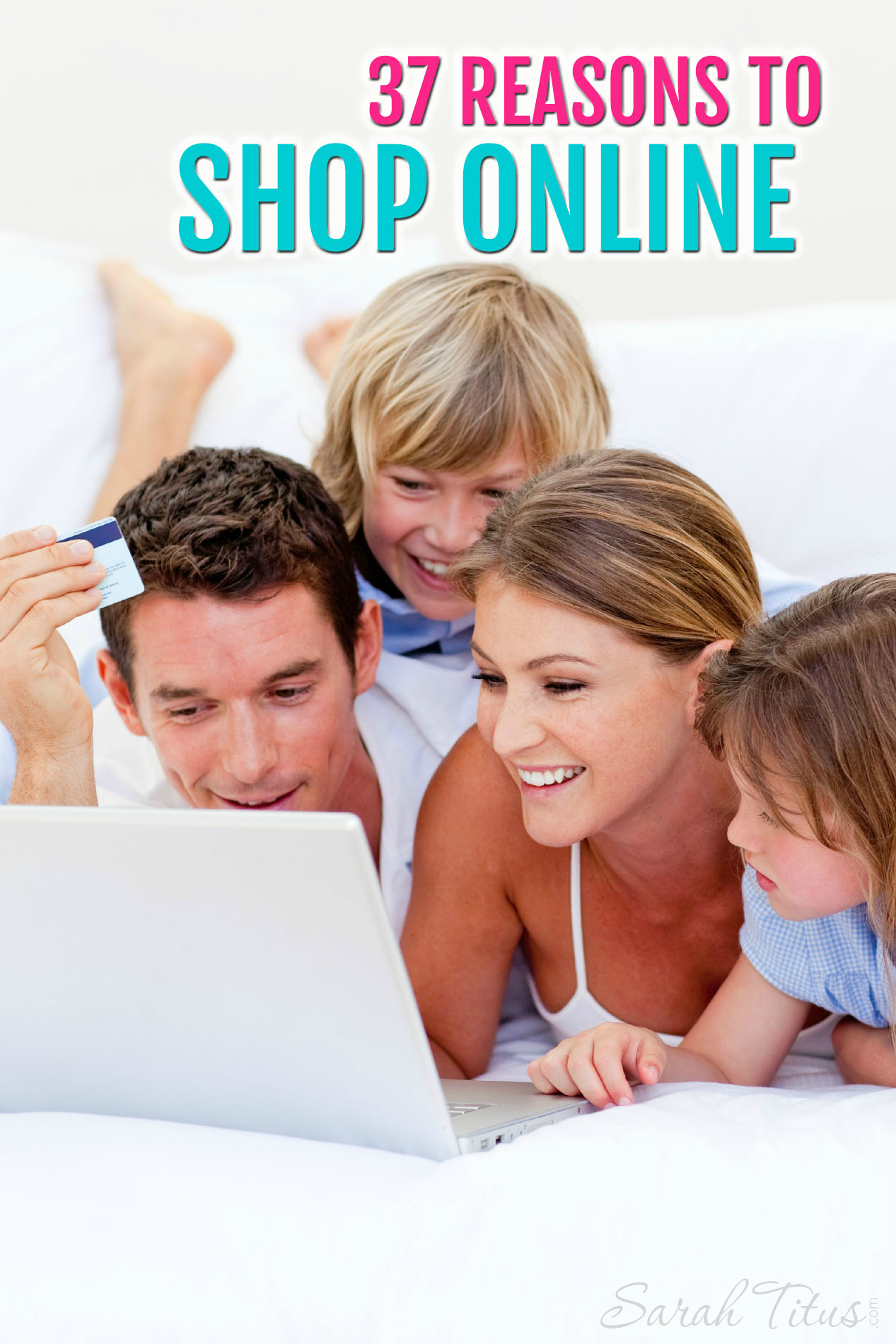 I live the good life on only $18k/year and rarely ever shop in stores. Why should I when I get free shipping, delivery to my door, and cheaper prices online? Here's 37 reasons to shop online!