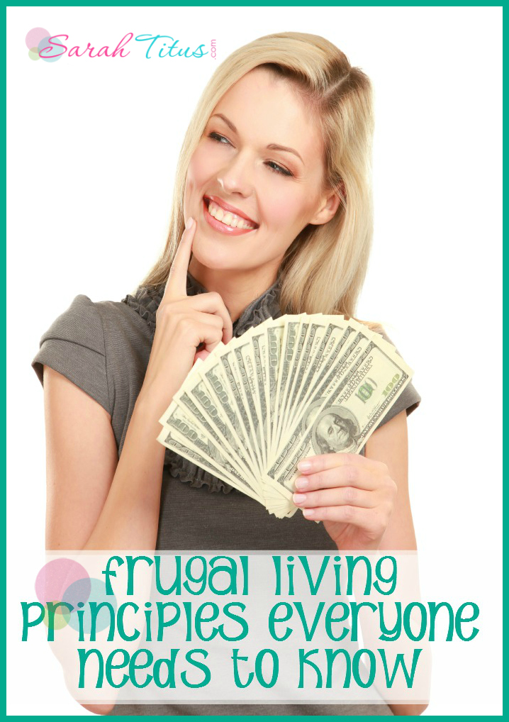 Frugal Living Principles Everyone Needs to Know #frugallivingprinciples