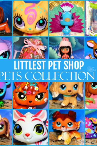 Master list of LPS Littlest Pet Shop animals!
