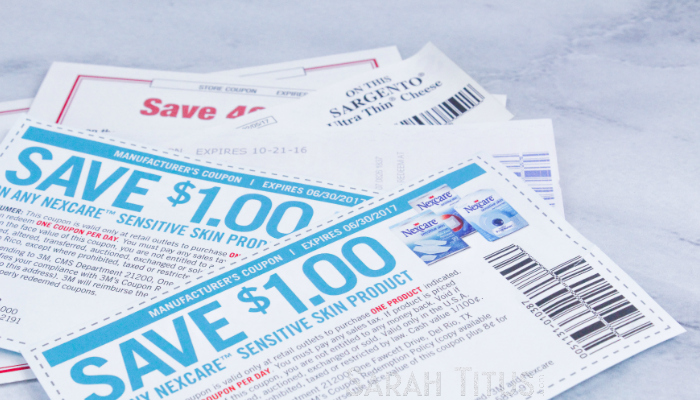 How to Request Coupons Directly From Companies