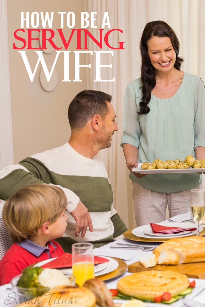 One of the things that is completely lost in marriages today is the ability to be a serving wife. Find out how you can change that and why you'd even want to here on How to Be a Serving Wife.