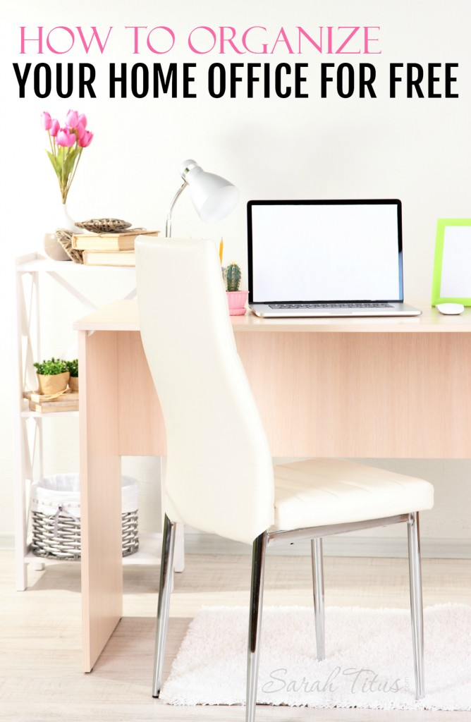 if you are like many people, your home office can quickly spiral into a disorganized mess. If you are looking to bring some order to the chaos, here's how to organize your home office for free.