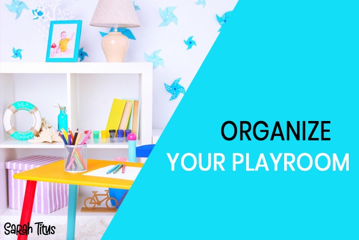 Do you feel like you're forever tripping over puzzle pieces and dolls, action figures and toy cars? Welcome to motherhood! Fortunately these tips will show you how to organize your playroom, so you can keep your home nice and tidy.