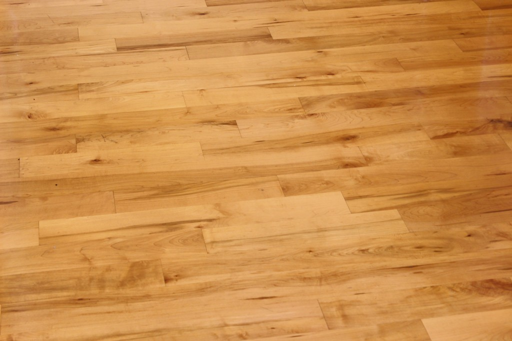 Putting in quality wood flooring for a low cost home improvement
