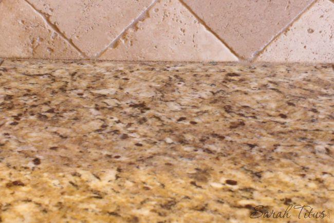 granite counter top countertop