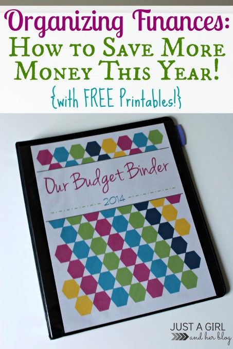 I love these FREE budget sheet printables- a great way to get your finances organized!