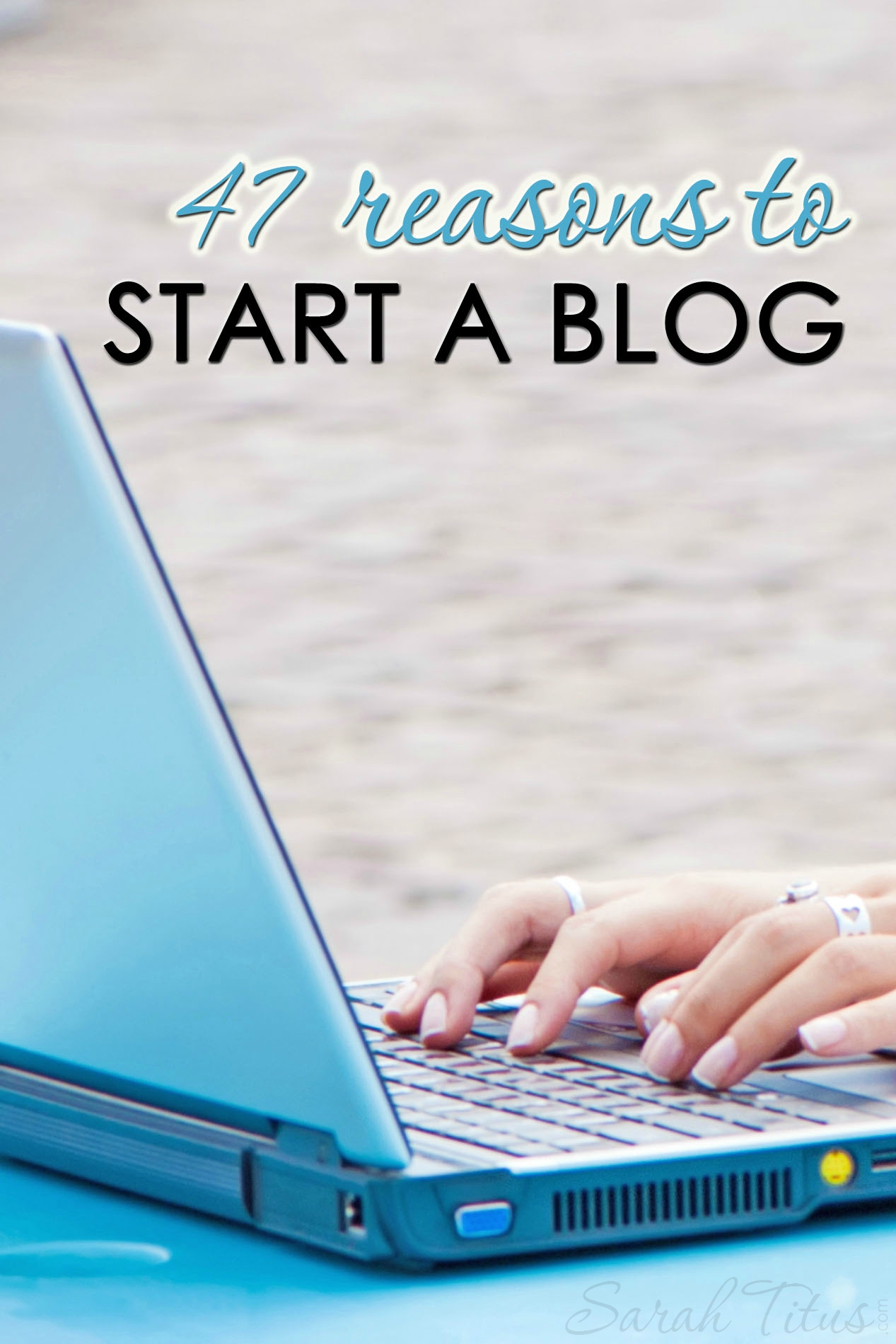 Within my first year of blogging, I hit nearly a million in traffic and $10,000/month income. Being a single stay-at-home-mom that blogs has truly changed my life and it can change yours too! Here are 47 reasons to start a blog.
