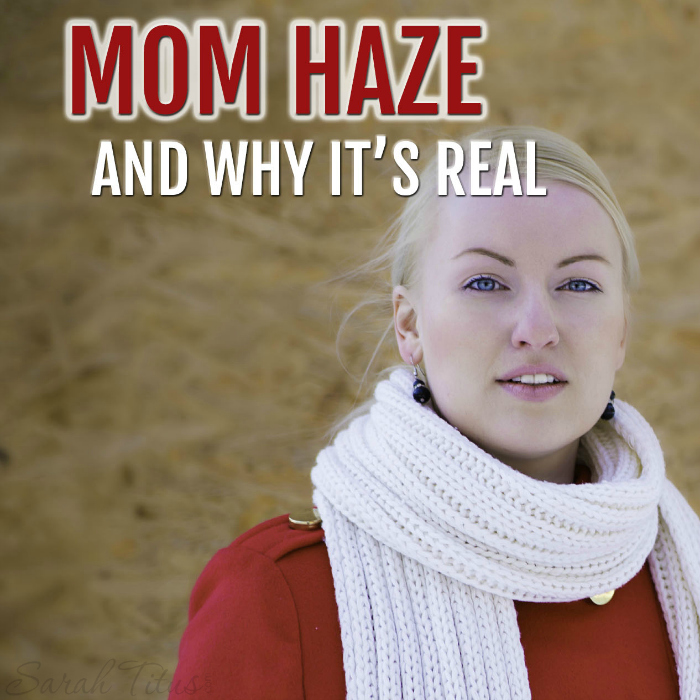 Mom haze is real, but...the problem may not be you! Read this article, Mom Haze and Why It's Real and be inspired and encouraged today!