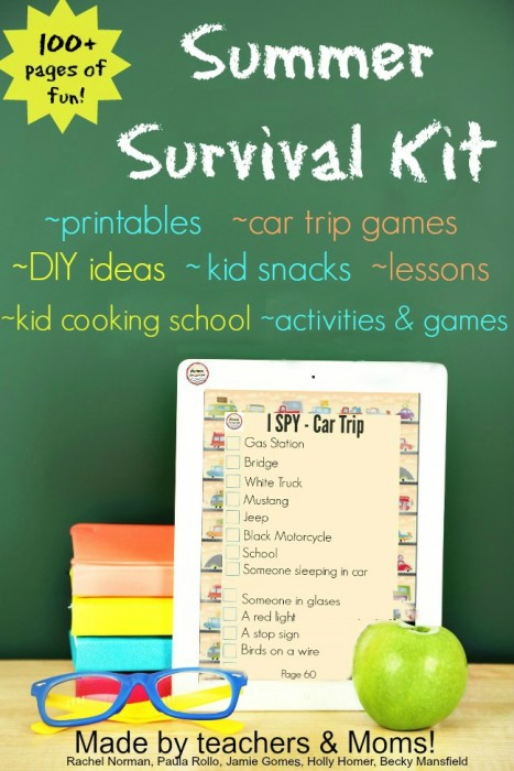 Your child will never be bored again with all these great resources right at your fingertips!