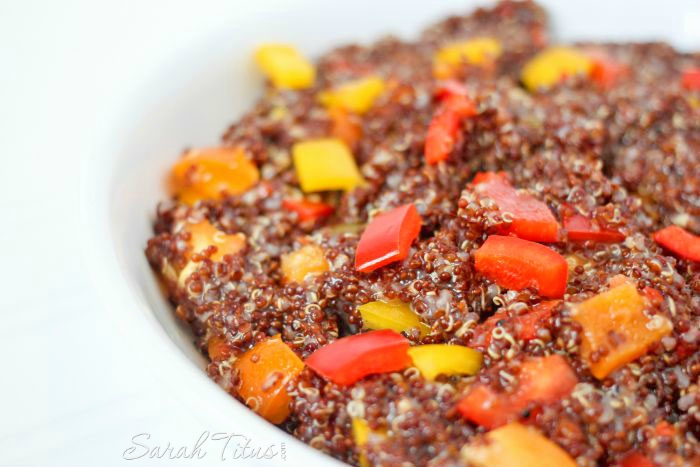 Sweet-and-Tangy-red-quinoa-salad.-Yum