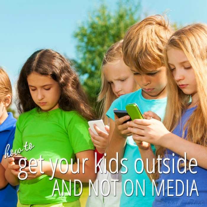 I can't believe that kids spend 5-8 hours in front of a screen each day! That's insane! This article was very eye-opening and has a lot of great tips.