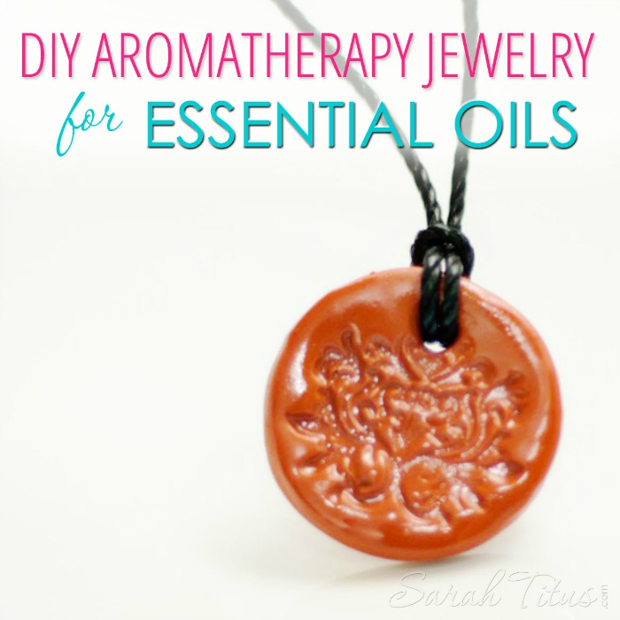 This aromatherapy jewelry for essential oils idea is such an easy craft to make for gifts (perfect Christmas presents!) or even to send with your kids to school.