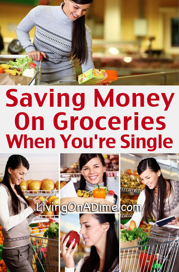 Buying in bulk is a great way to save but not practical if you are single. Here are some tips to save if you are single that will work for you!