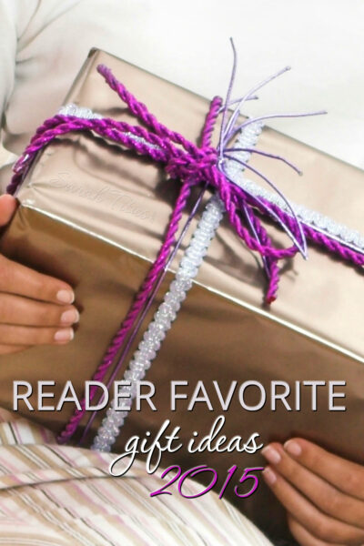 Throughout the entire year, these are the top 17 most sold items here on SarahTitus.com. Want some gift ideas? Try these reader favorites!