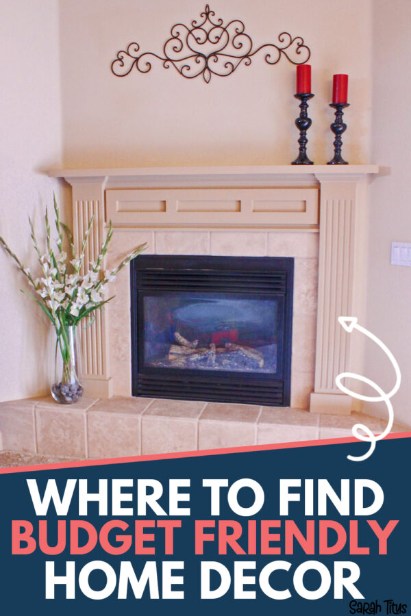You don't have to spend an arm and a leg finding pieces that make your home look expensive that fit your overall theme. Here's where to find budget friendly decor.
