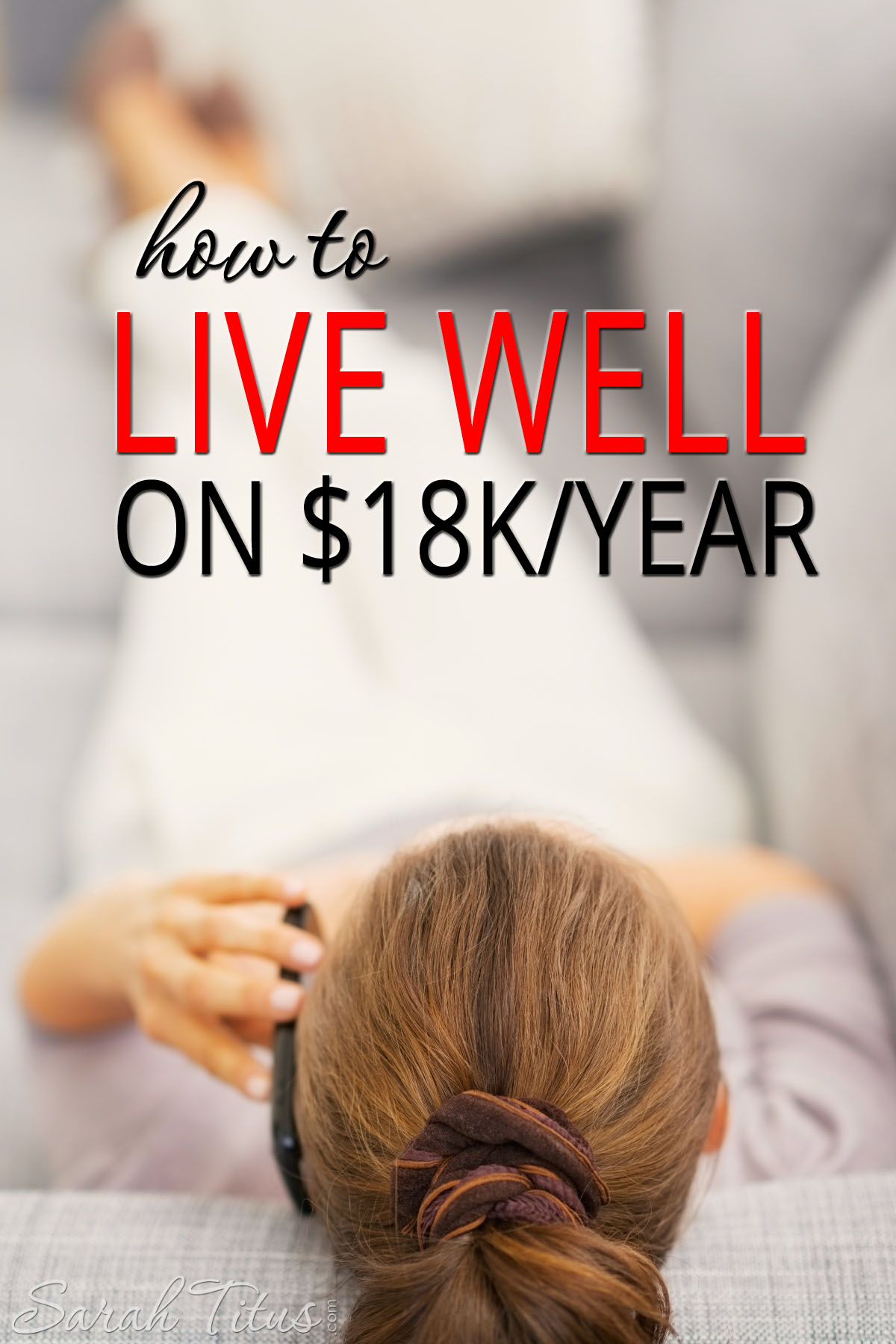 They say it's hard for a family to live on one income. They're wrong! Come along with me as I show you how I, a single SAHM, live pretty DARN good!