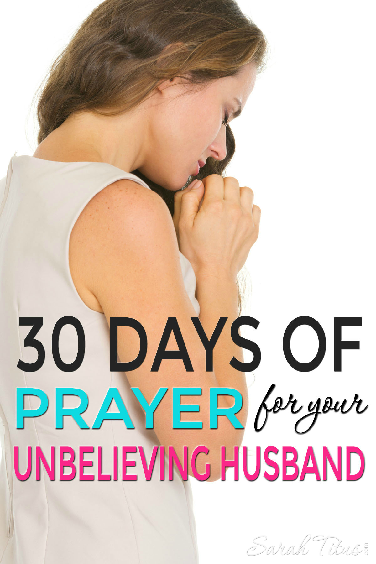 Being married to an unbeliever can be extremely difficult. Here are 30 days of prayer for your unbelieving husband that will greatly encourage your soul!