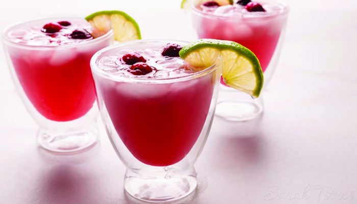 This Cranberry and Lime Kid Friendly Spritzer is a great non-alcoholic drink that is not only super tasty, but is great for your urinary tract.