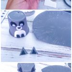 Not sure what to do with all of those empty K-cups? Don't throw them out! You can make this adorable raccoon k-cup card holder craft with your kids instead!