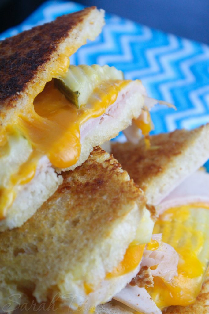 Once you make this Sourdough Sarah Sandwich, it'll quickly become your new favorite! It's just that dang good!