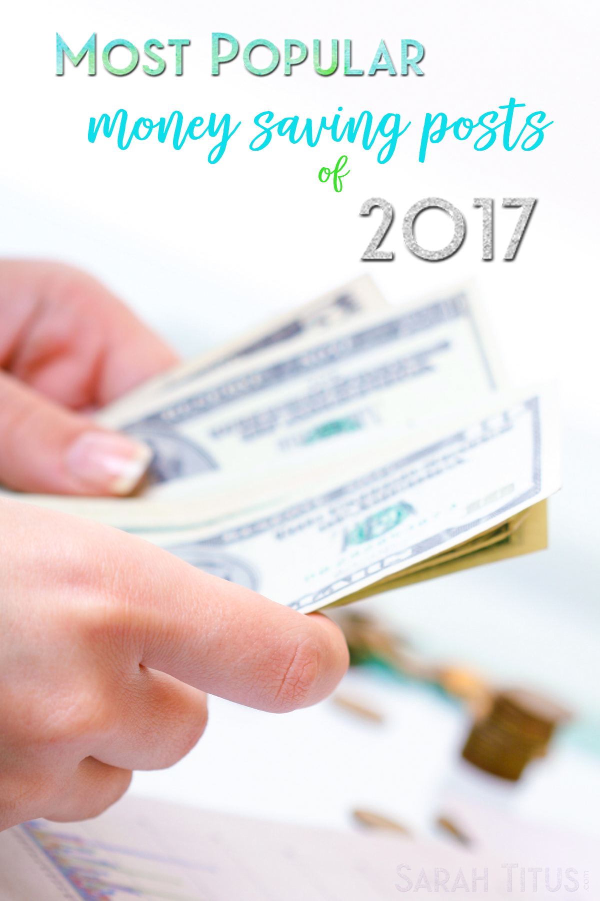 I spent several days mulling through a lot of articles and using online tools to research which were the most popular posts. Here are the most popular money saving articles for 2017.