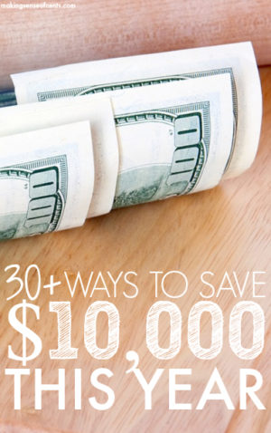 This post is proof that the little things you do each month can add up to BIG savings in the long run.