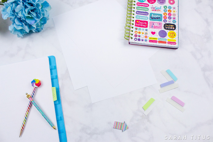 If you're feeling overwhelmed, like you can't create products and get your projects live because everything is so crazy, this guide (with free printables) will help you step by step to completing your projects.