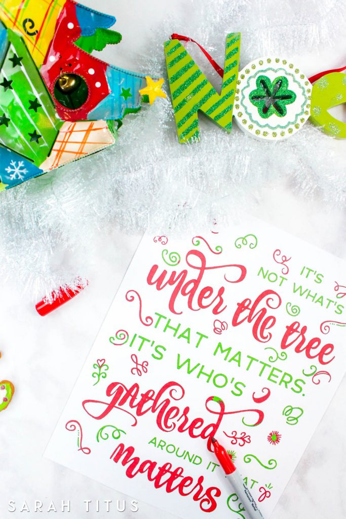 Put away all the stress and have fun coloring these Christmas Sheets!