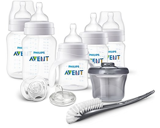 Baby Holiday Gift Guide - Avent bottles