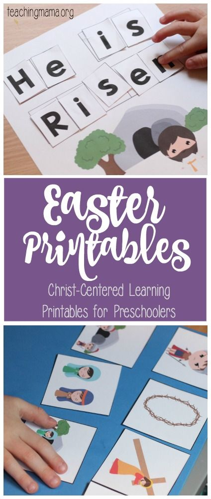 These Easter Free Printables are so awesome; I can't believe they are free. Your kids will have so much fun and will learn about this holiday at the same time!