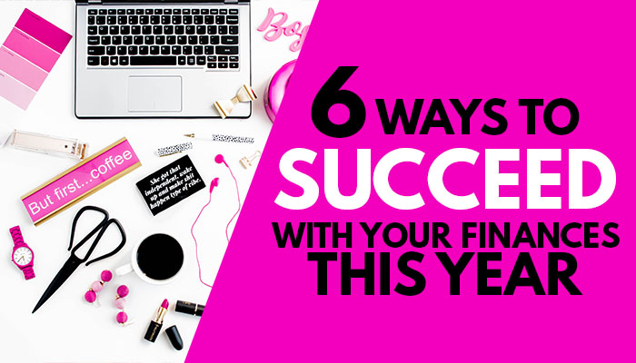 Great article! I used a lot of these tips as I dug my way out of $30,000 debt. Now, I'm debt-free! 6 Ways to Succeed with your Finances in the New Year.