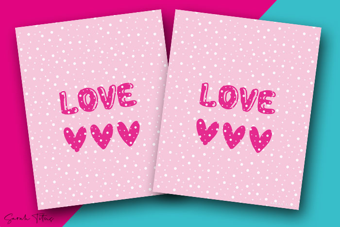 This Valentine's Day Binder Free Printable is perfect to keep you organized with 85 pages full of useful, fun and creative things to do! #valentinesday